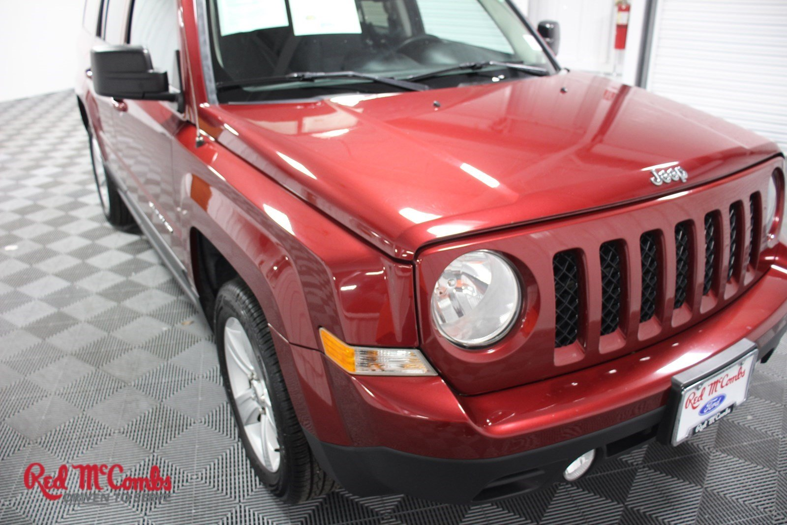 San Antonio Jeep >> Pre Owned 2016 Jeep Patriot Latitude Sport Utility In San Antonio