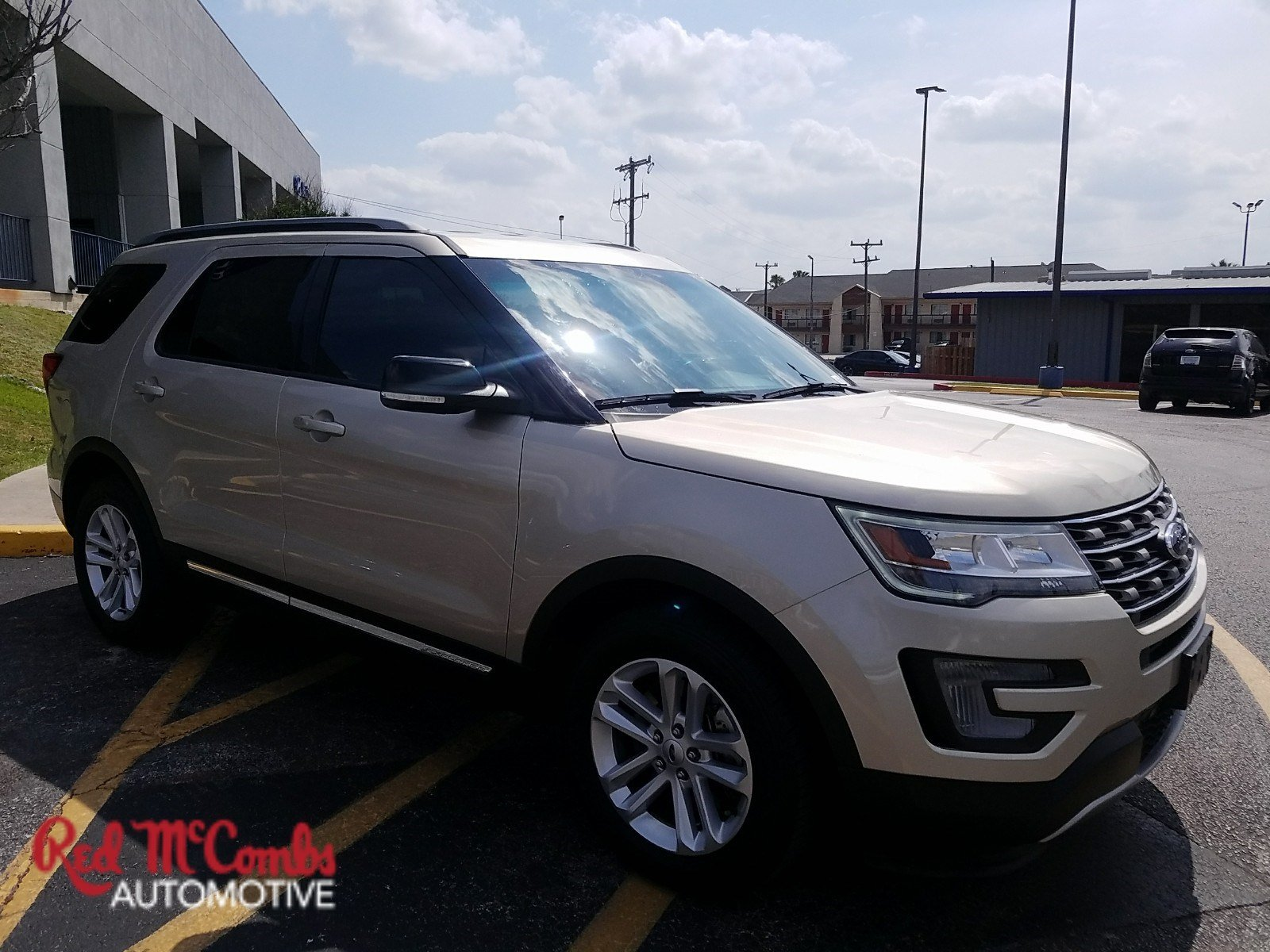 Pre Owned 2017 Ford Explorer XLT Sport Utility in San Antonio