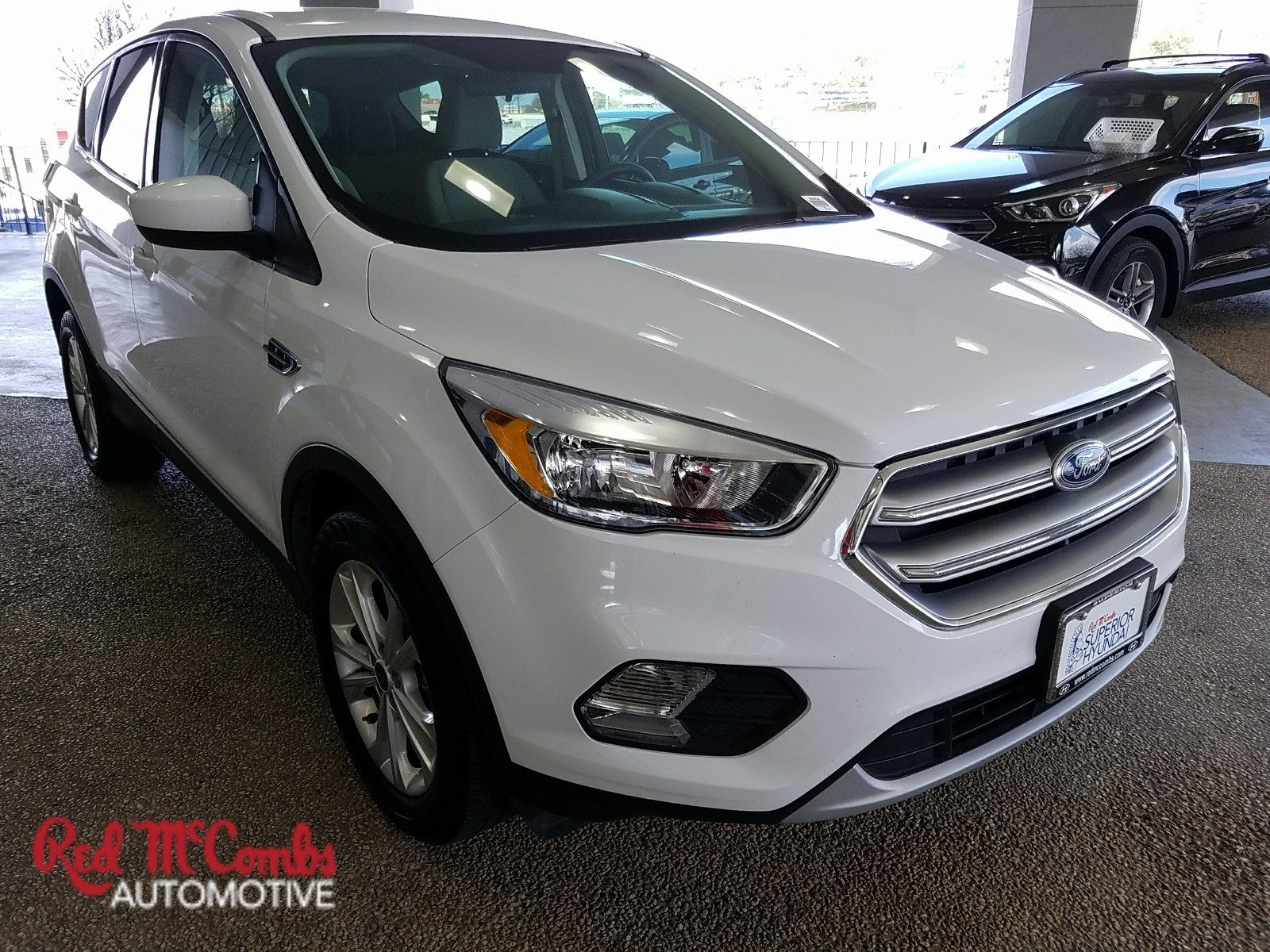 Pre Owned 2017 Ford Escape SE 4DR SUV SE 4WD in San Antonio