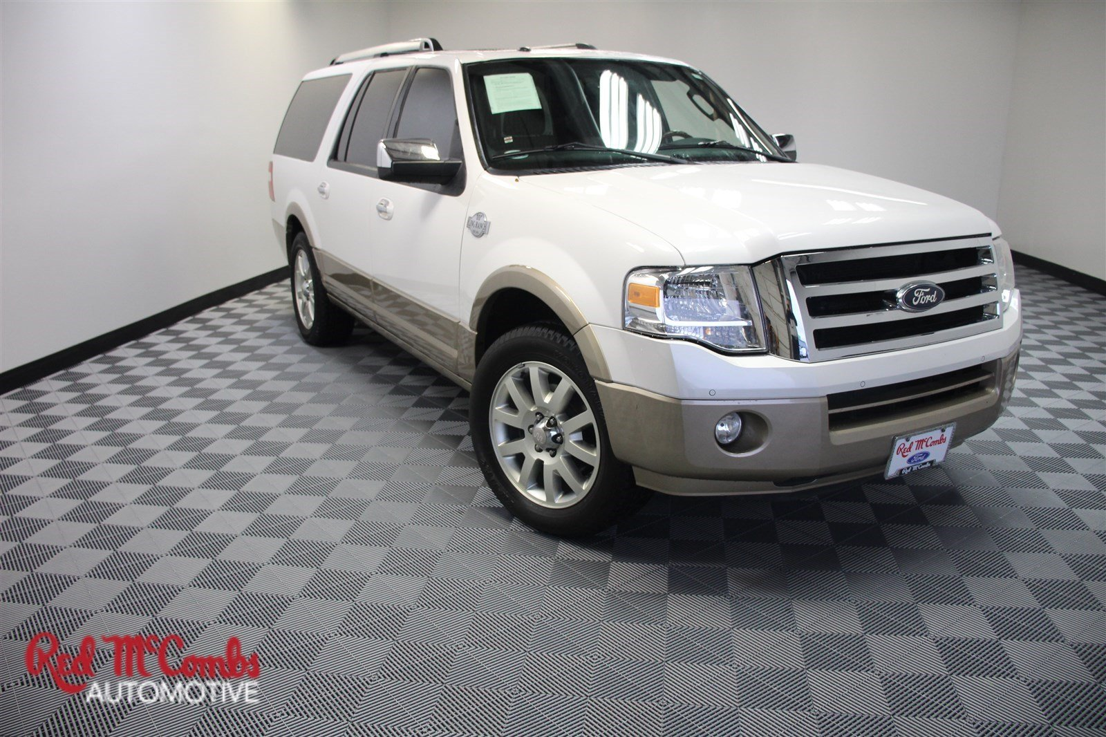 Pre owned 2014 ford expedition el xlt