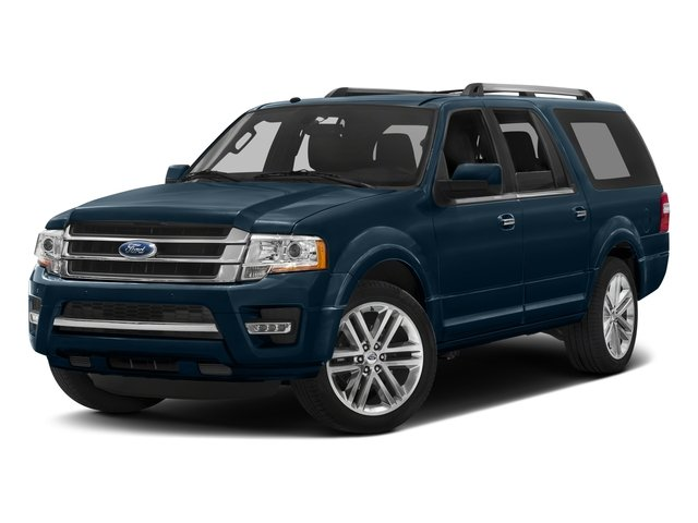 Pre Owned 2017 Ford Expedition EL Limited Sport Utility in San