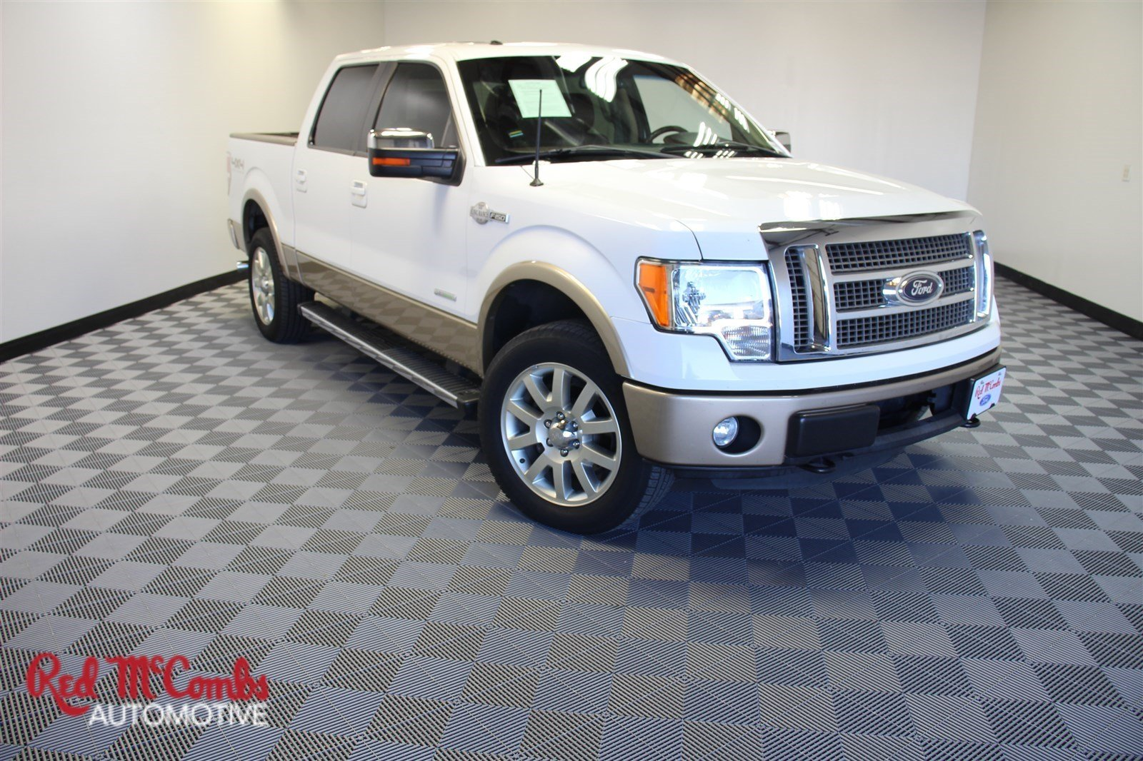 Pre owned 2012 ford f 150 king ranch