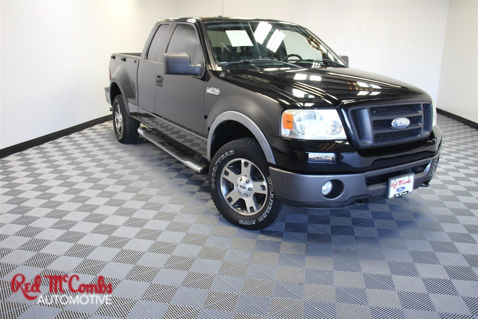 Pre owned 2008 ford f 150 fx4