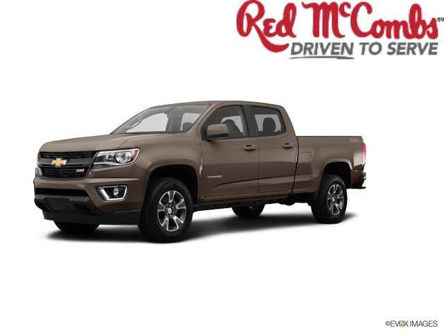 Pre-Owned 2015 Chevrolet Colorado 2WD Z71