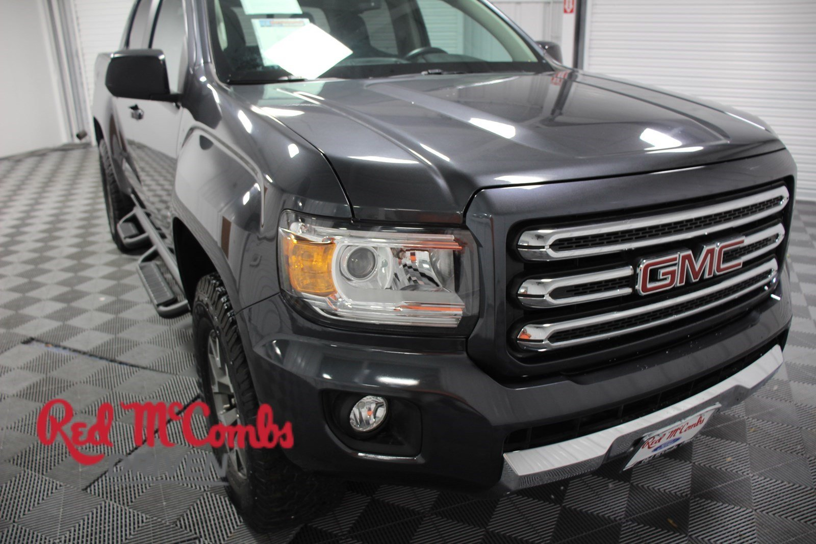 Pre Owned 2016 Gmc Canyon 4wd Sle