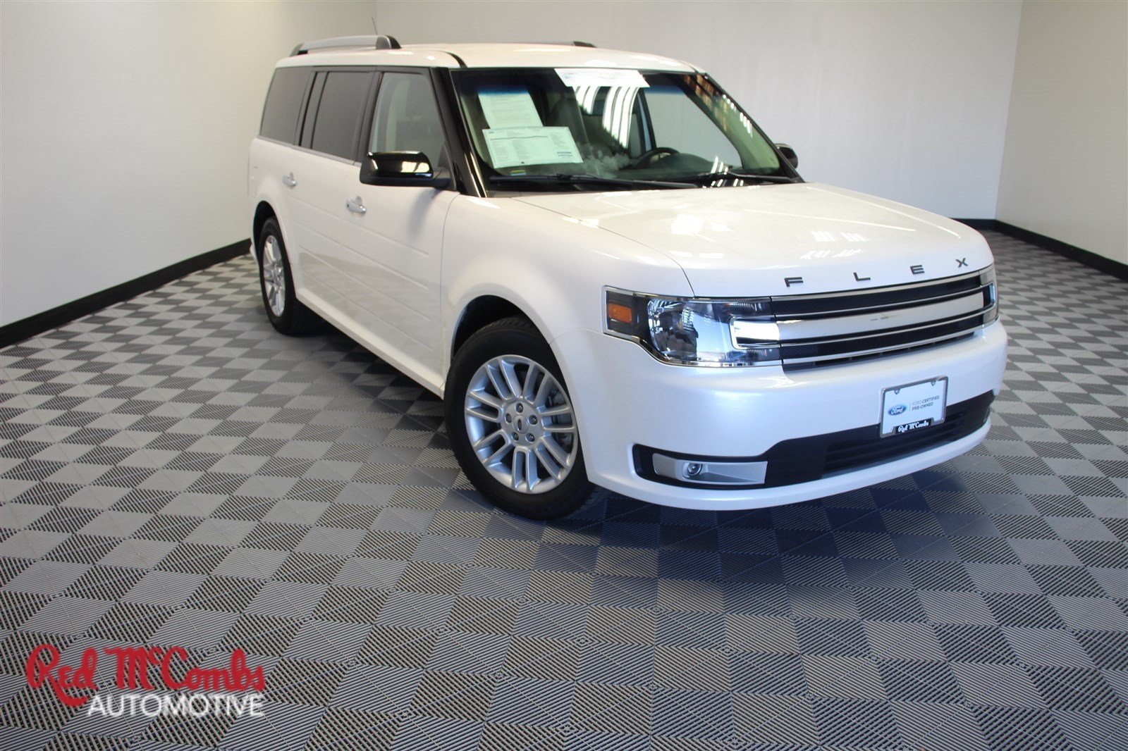 Pre owned 2016 ford flex sel