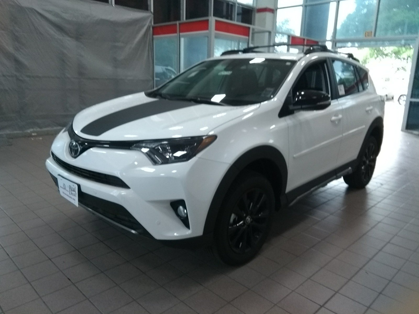New 2018 Toyota RAV4 Adventure Sport Utility in San Antonio