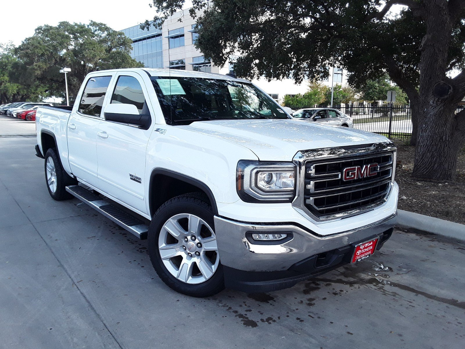 Pre-Owned 2017 GMC Sierra 1500 SLE Texas Edition