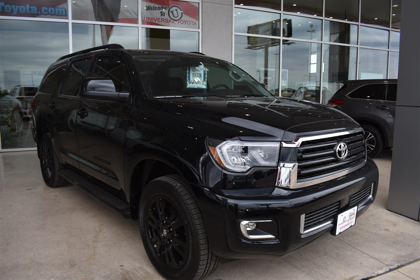 sequoia platinum in naperville sport new toyota utility inventory