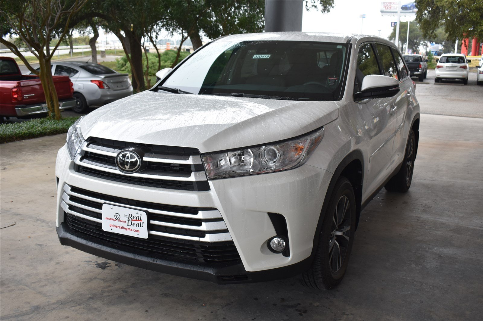 New 2019 Toyota Highlander Le Plus Sport Utility In San Antonio Mirror Wiring Harness 1987 Up