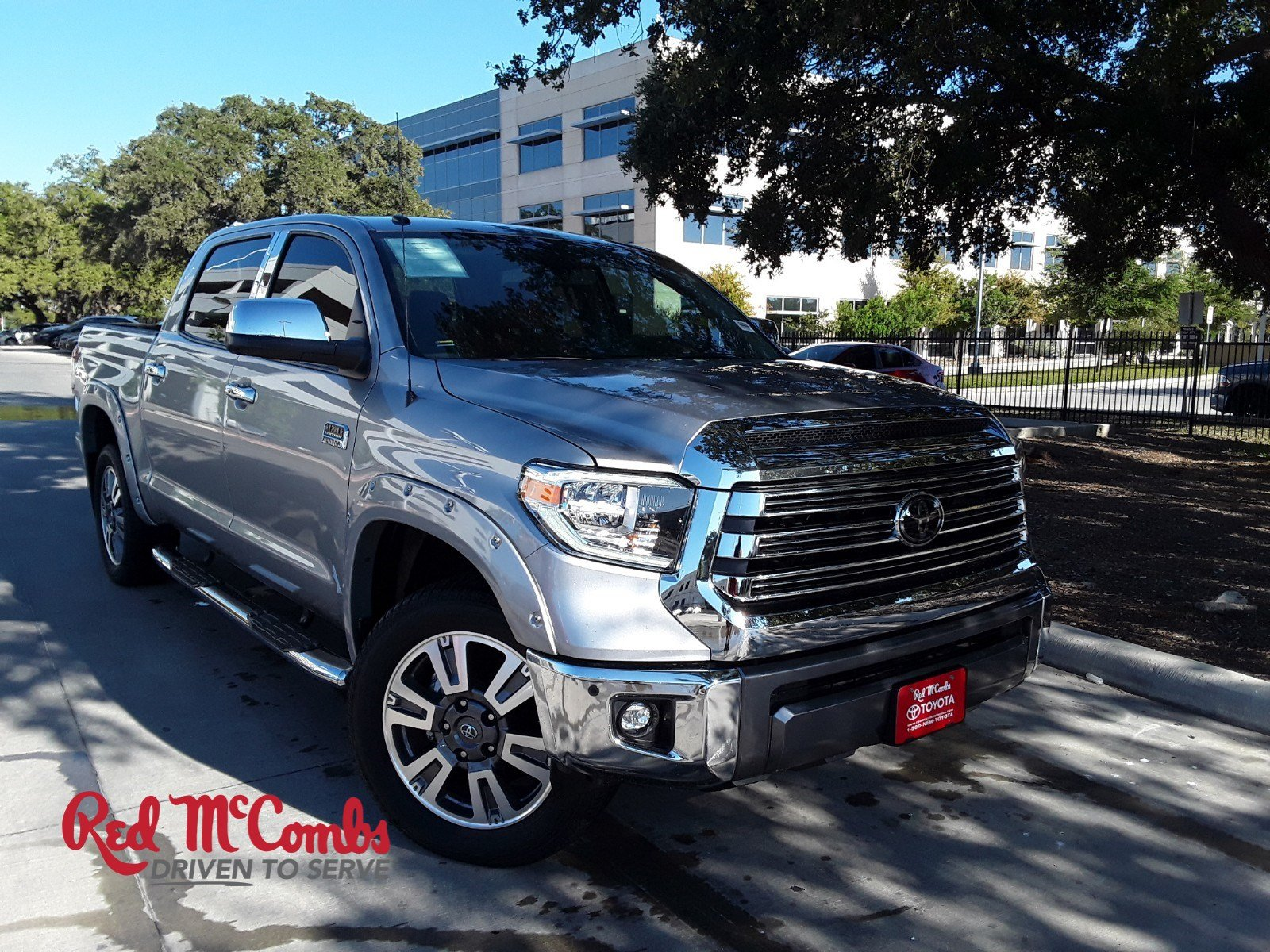 Pre-Owned 2018 Toyota Tundra 1794 Edition
