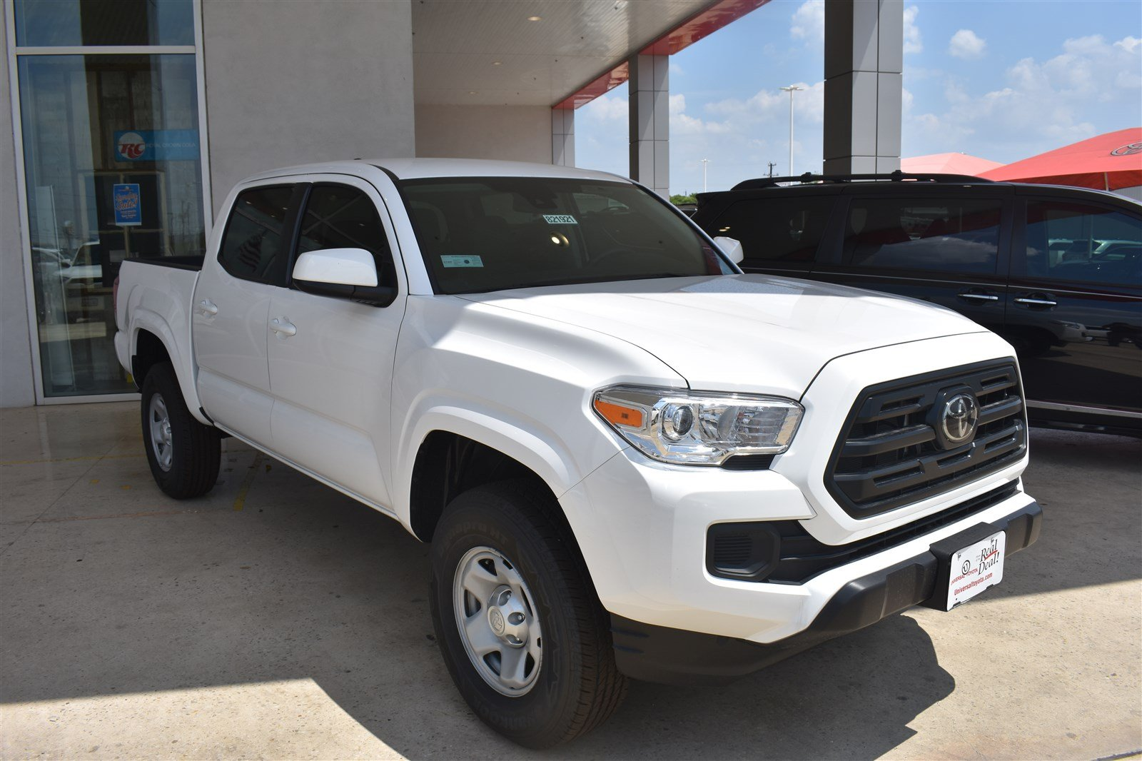 new 2018 toyota tacoma sr double cab in san antonio 821921
