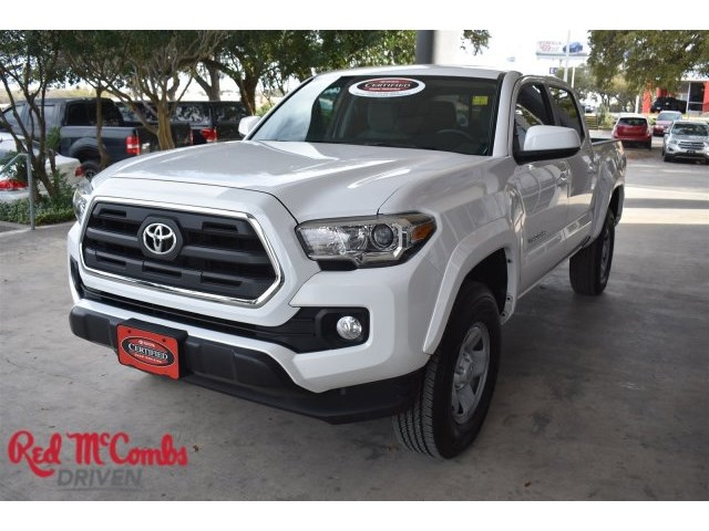 Certified Pre-Owned 2017 Toyota Tacoma SR5 V6