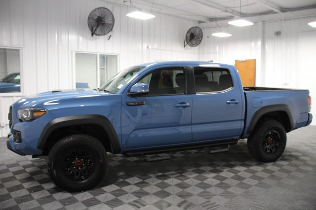 Pre-Owned 2018 Toyota Tacoma TRD Pro 4WD Crew Cab Pickup