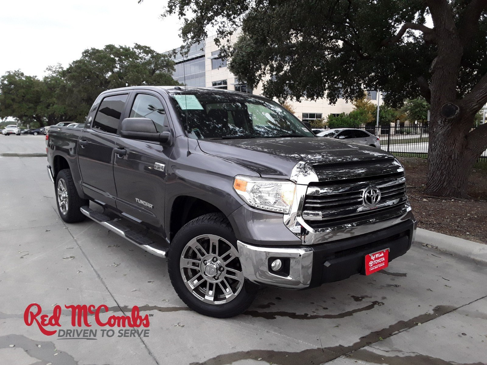 Pre-Owned 2016 Toyota Tundra SR5 Texas Edition