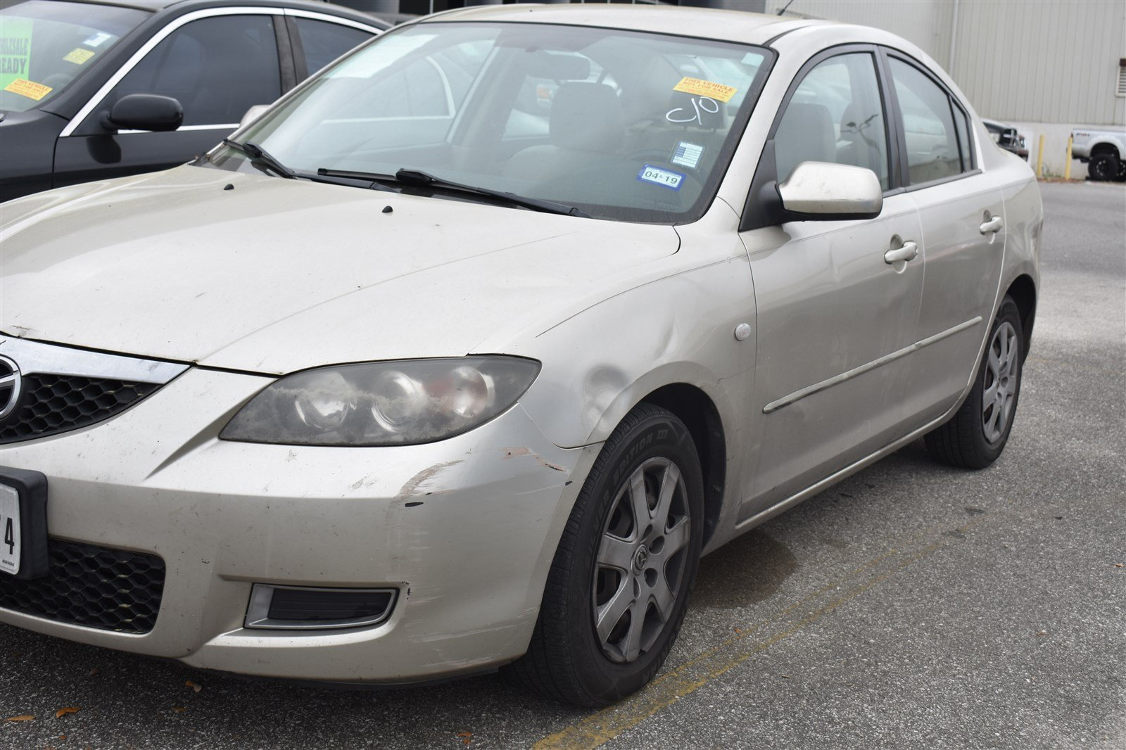 Pre-Owned 2008 Mazda3 Sport *Ltd Avail*