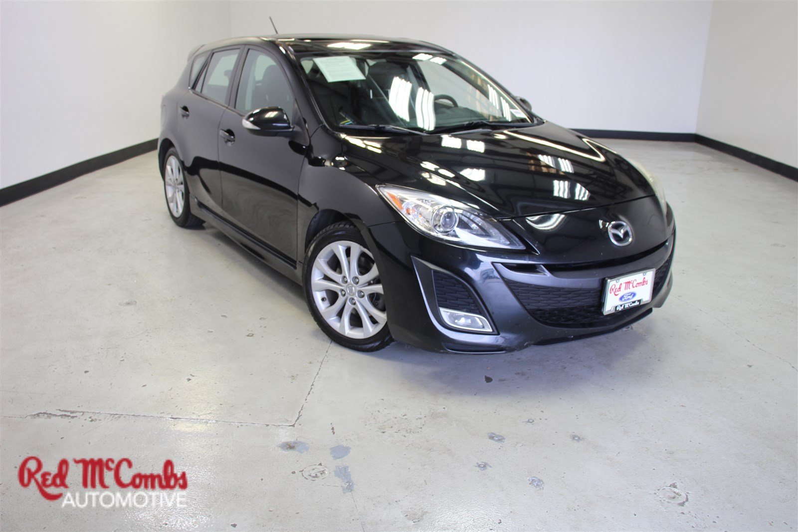 Pre Owned 2010 Mazda3 S Grand Touring