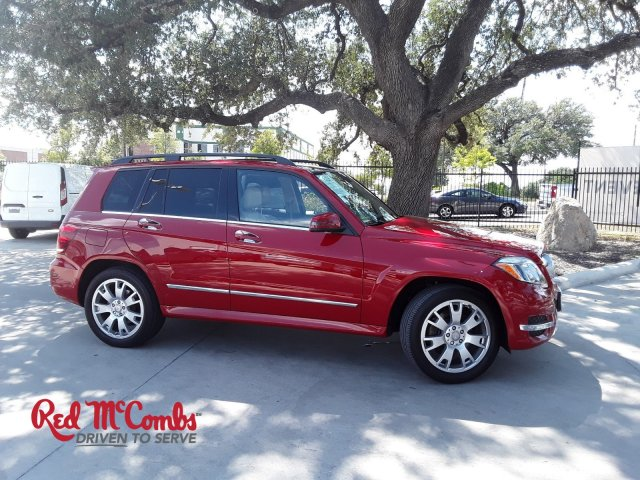 Pre Owned 2013 Mercedes Benz Glk 350 Rwd Sport Utility