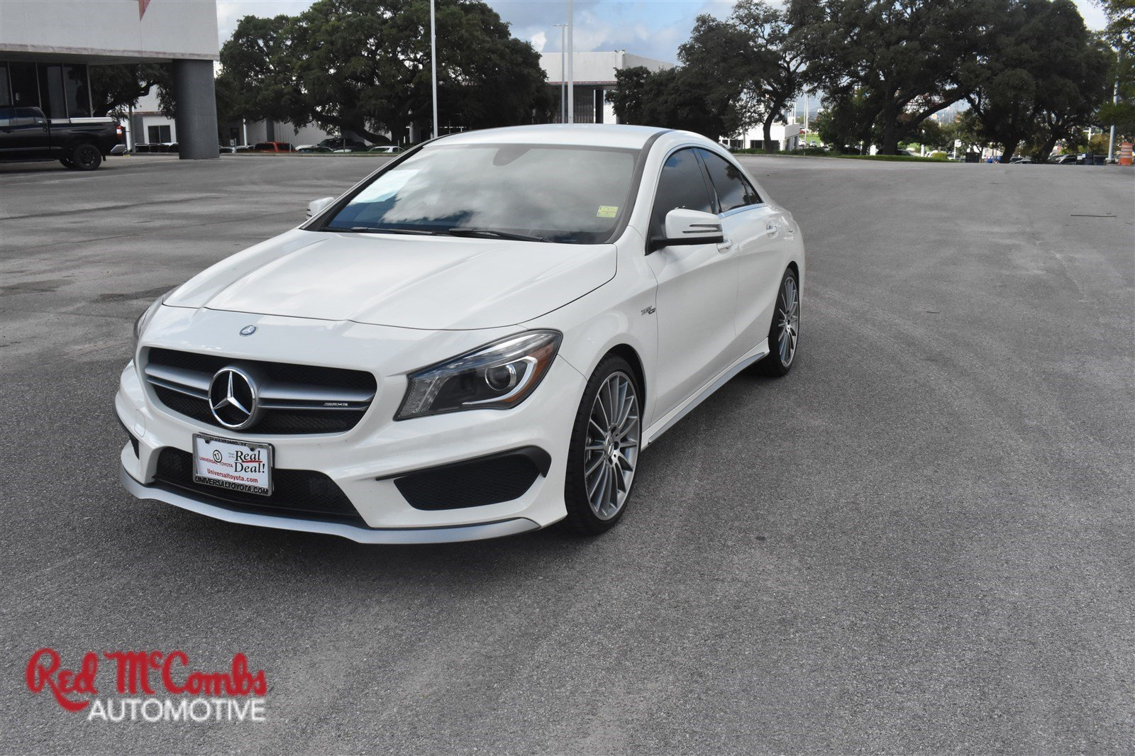 Pre Owned 2015 Mercedes Benz CLA CLA 45 AMG®