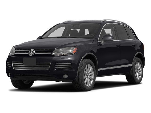 Pre-Owned 2013 Volkswagen Touareg Sport