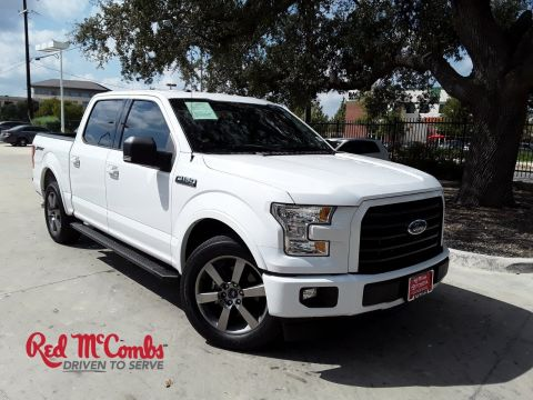 Pre-Owned 2017 Ford F-150 XLT Texas Edition