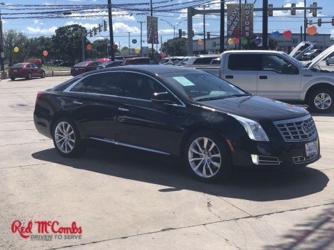Pre-Owned 2015 Cadillac XTS4 Luxury
