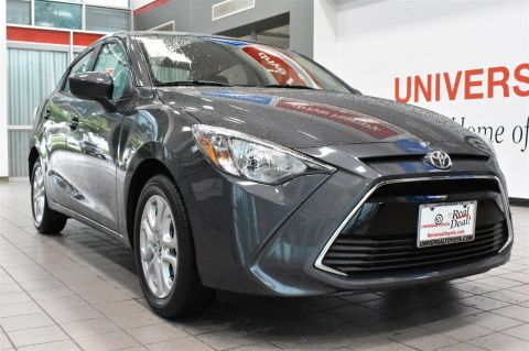 New 2018 Toyota Yaris iA Base A6 FWD 4dr Car