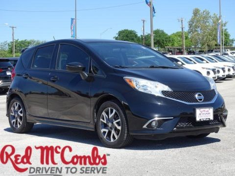 Pre-Owned 2015 Nissan Versa Note SR