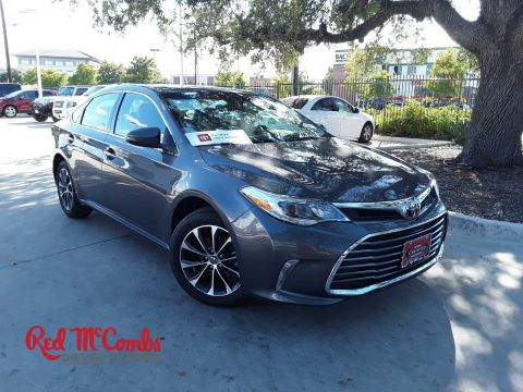Certified Pre-Owned 2018 Toyota Avalon XLE