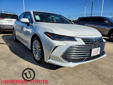 2020 Toyota Avalon Limited 4dr Car FWD