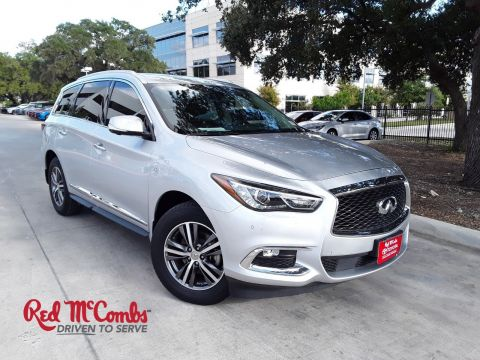 Pre-Owned 2017 INFINITI QX60 FWD