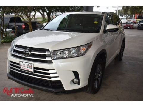 Certified Pre-Owned 2017 Toyota Highlander L