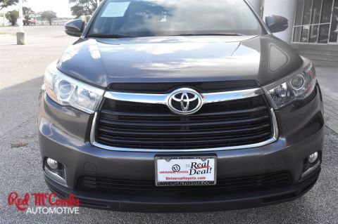 Pre Owned 2016 Toyota Highlander Limited FWD Sport Utility