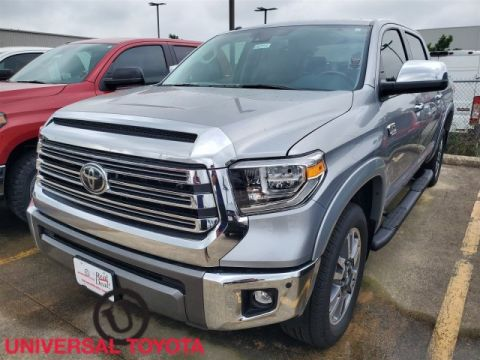 New 2019 Toyota Tundra 1794 Edition 4WD CrewMax