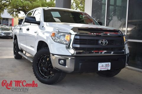 Pre-Owned 2015 Toyota Tundra 4WD Truck TSS