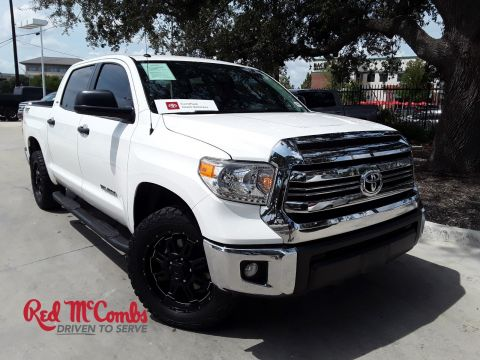 Certified Pre-Owned 2016 Toyota Tundra SR5 TSS Off-Road