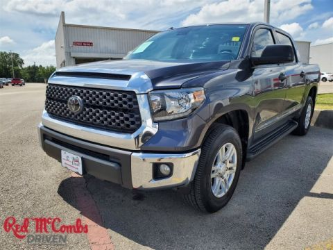 Pre-Owned 2018 Toyota Tundra SR5 RWD Crew Cab Pickup
