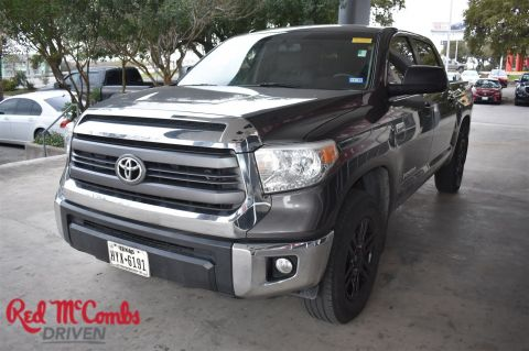 Pre-Owned 2015 Toyota Tundra 2WD Truck SR5