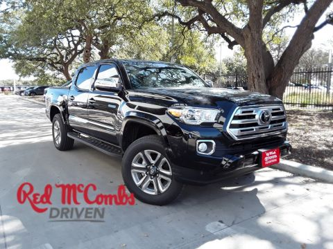 Pre-Owned 2019 Toyota Tacoma Limited RWD Crew Cab Pickup