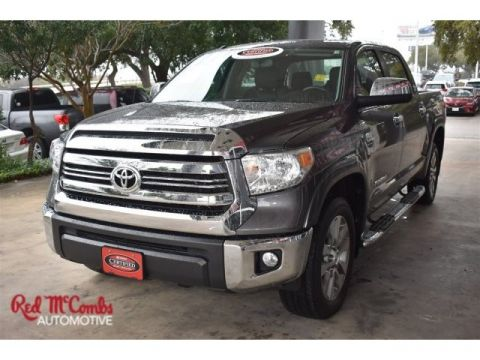 Certified Pre-Owned 2015 Toyota Tundra LTD