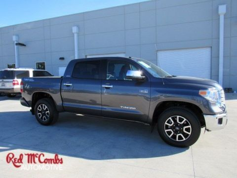 Pre-Owned 2016 Toyota Tundra 2WD Truck LTD With Navigation