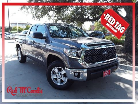 Certified Pre-Owned 2018 Toyota Tundra SR5