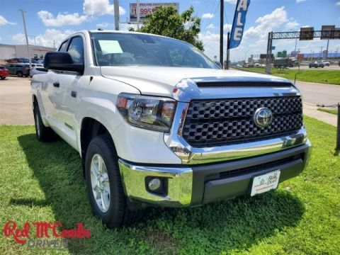 Certified Pre-Owned 2018 Toyota Tundra DLX RWD Crew Cab Pickup