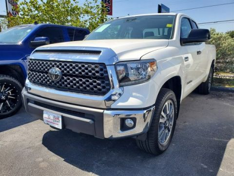 Pre-Owned 2018 Toyota Tundra SR 4WD Crew Cab Pickup