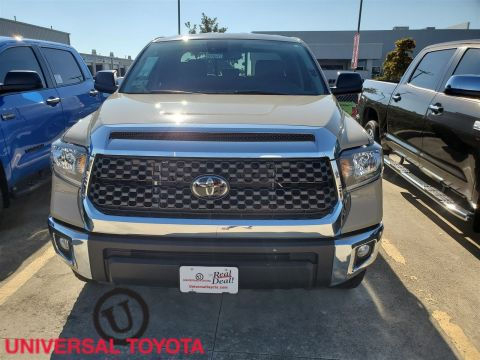 2020 Toyota Tundra SR5 Double Cab 6.5' Bed 5.7L 4WD