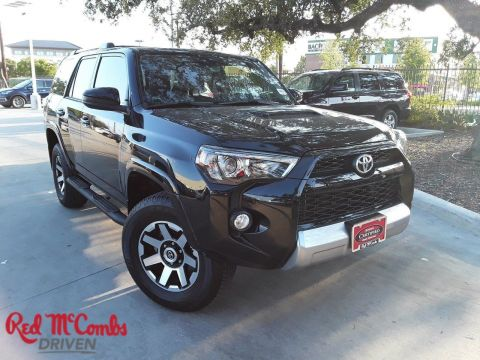 Pre-Owned 2018 Toyota 4Runner TRD OFF ROAD PREM