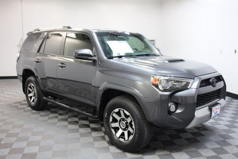 2017 Toyota 4Runner TRD Off Road Sport Utility 4WD