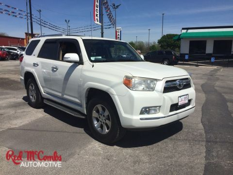 Pre-Owned 2011 Toyota 4Runner LIMITED RWD Sport Utility