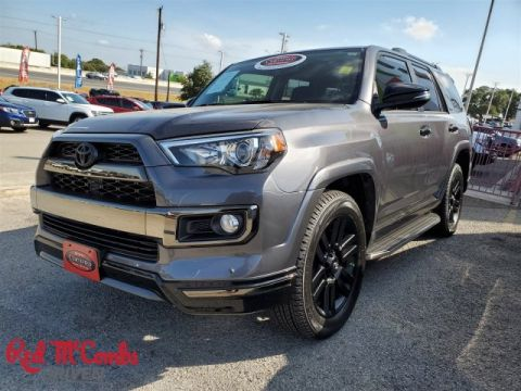 Certified Pre-Owned 2019 Toyota 4Runner LIMITED NIGHTSHAD