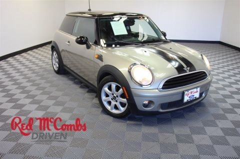 Pre-Owned 2009 MINI Cooper Hardtop 2DR CPE